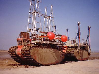 Bohai Delta, China